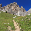 Royalty-Free Stock Photo: Dolomites - Gran Cir