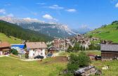 San Cassiano - St Kassian — Foto de Stock