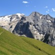 Dolomiti - mount Marmolada — Stock Photo #24778327
