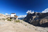 Dolomites -Pale San Martino group — Stock Photo