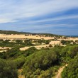 Sardinia - Piscinas dune — Stock Photo