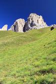 Dolomitas - pico grohmann — Foto de Stock