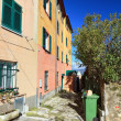 San Rocco in Camogli — Stock Photo