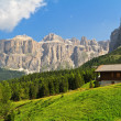 Постер, плакат: Dolomiti high Fassa Valley