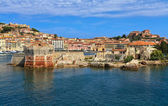 Elba Island - Portoferraio  — Stock Photo