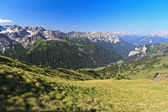 Dolomiti - San Nicolo Valley — Stock Photo