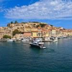 Portoferraio - Elba island — Stock Photo #51115461
