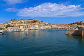 Portoferraio - vue de la mer — Photo