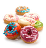 Baked doughnuts — Stock Photo