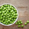Green peas — Stock Photo #13557543