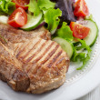 Grilled meat steak — Stock Photo #26058777