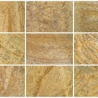 Twelve Natural Limestone Background or textures — Stock Photo #12498563