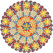 Stock Photo: Mandala