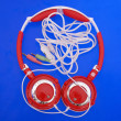 Headphones — Stockfoto