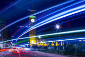 London at Night — Stock fotografie