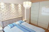 Luminosas habitaciones de lujo — Foto de Stock