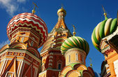 St. Basil's Cathedral — Foto Stock
