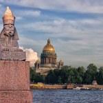 俄罗斯圣彼得堡 — 图库照片