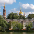 Novodevichy Convent in Moscow — Stock Photo #28171195