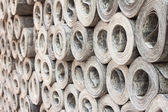 Roofing material ruberoid — Stock Photo