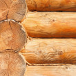 Hardwood background — Stock Photo