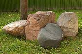 Groupe de rochers — Photo