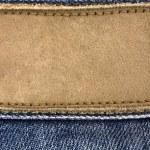Tom jeans — Stockfoto