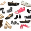 Shoe mix — Stock Photo #13913546