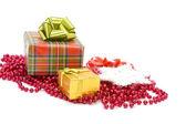 Aile için hediye — Stok fotoğraf