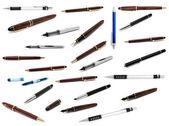 Pen set — Fotografia Stock