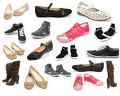 Shoe mix — Stock Photo