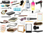 Geïsoleerde objecten — Stockfoto