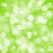 抽象的な緑の自然の背景 — ストック写真