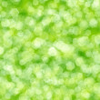 Sunny abstract green nature background — Stock Photo #23009184