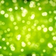 Sunny abstract green nature background — Stock Photo