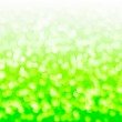 Sunny abstract green nature background — Stock Photo #23009822