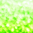 Sunny abstract green nature background — Stock Photo #26213037