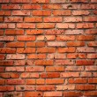 Old grunge brick wall background — Stock Photo #31751491