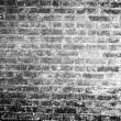 Old grunge brick wall background — Stock fotografie