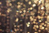 Soyut bokeh ışıklar — Stok fotoğraf