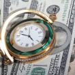 Money and Time — Stock Photo #29156281