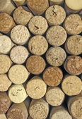 Corks from wine — Stock Photo
