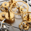 Mechanical clock — Stock Photo #7311513