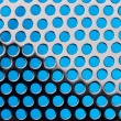 Metal Grid background - Foto de Stock  