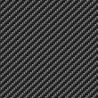 Stock Vector: carbon fiber background