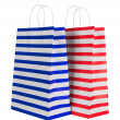 Bags for shopping — Stock Photo