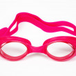 Goggles for swimming — Foto Stock