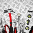 Many Tools — Stock Photo #41891067