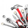 Stock Photo: Many Tools