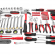 Many Tools — Stock Photo